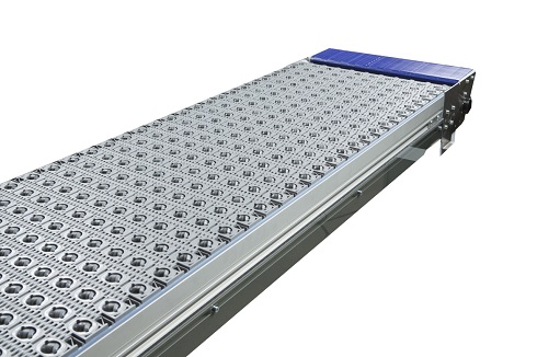 3200 Series conveyors with Intralox Activated Roller Belt